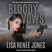 Bloody Vows: Lilah Love Series, Book 5