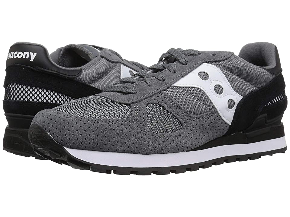Saucony Originals Shadow Original (Grey/Black) Men
