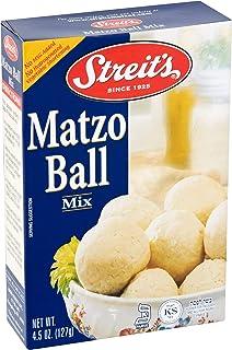 Streit`s Matzo Ball Mix Kosher For Passover 4.5-Ounce (Single)