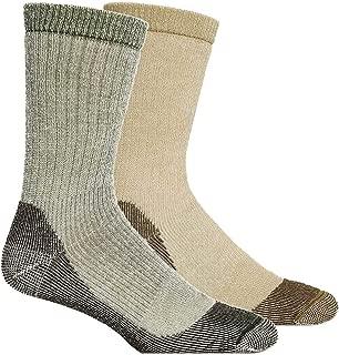 American Pride Two Pack Merino Wool Hiking Socks