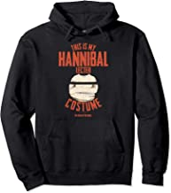 The Silence Of The Lambs Hannibal Lecter Costume Text Pullover Hoodie