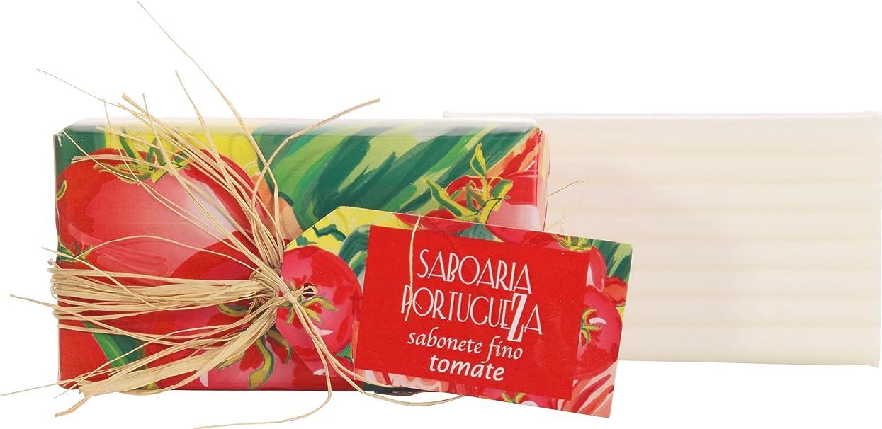 豚肉彫刻守銭奴サボアリア ソープ180g トマト