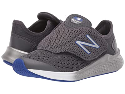 New Balance Kids Fresh Foam Fast (Little Kid) (Magnet/UV Blue) Boys Shoes