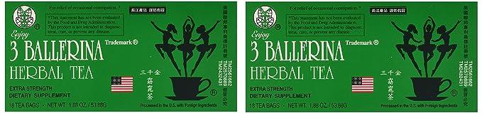 3 balerina fogyókúra tea)
