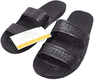 Black JANDAL + Certificate of Authenticity
