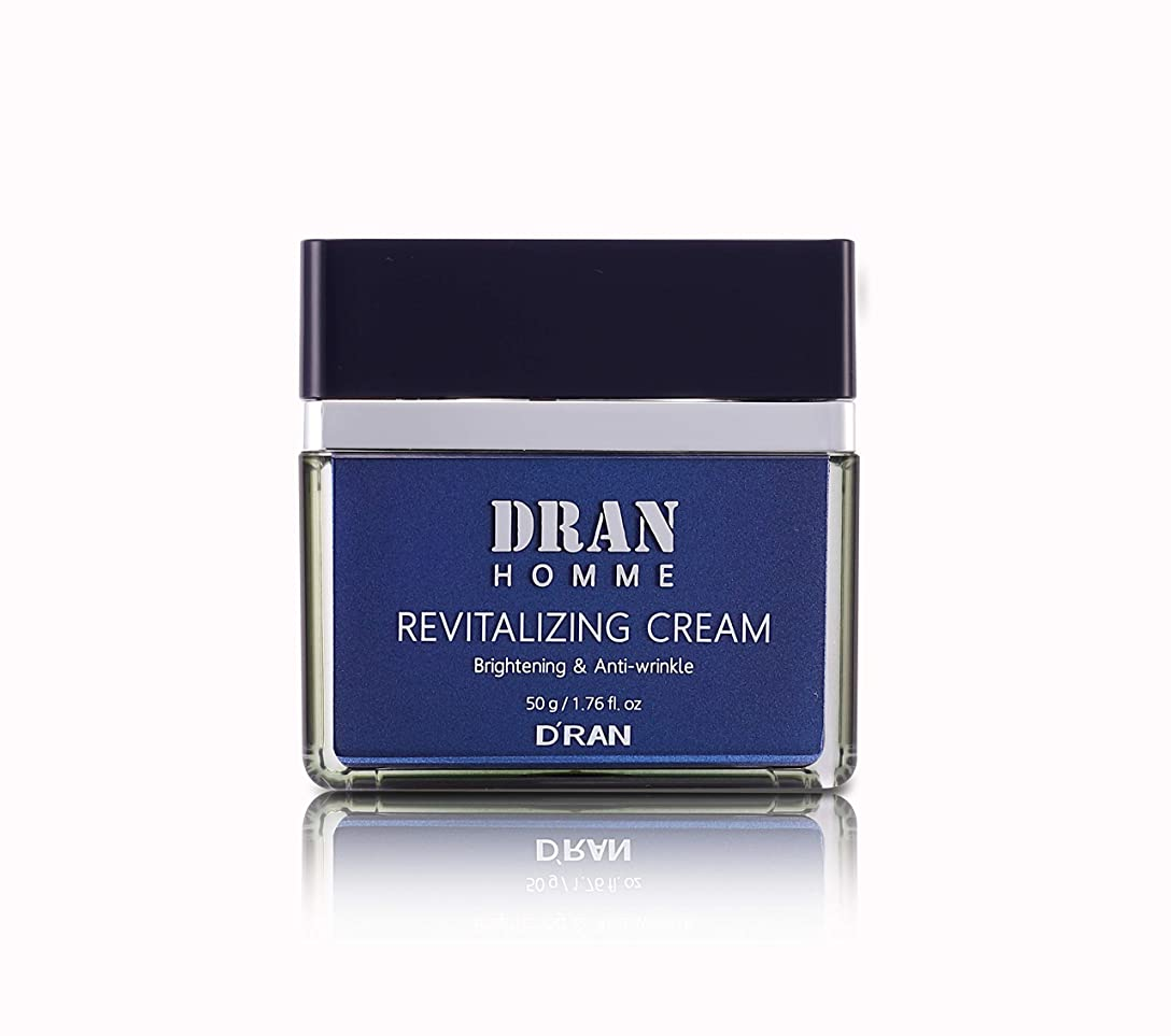 バインドほかに充電New Homme Revitalizing Cream