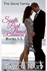 South Port Beach Romances Books 1-3: The Stone Family Series Kindle Edition