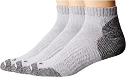 Cotton Low Cut Work Socks 3-Pack