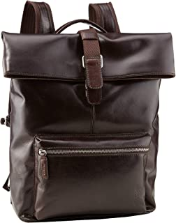 Business Backpack Buddy Cuero de búfalo Small 38 x 36 x 14 cm (H/B/T) Hombre Mochilas (4758)