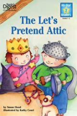 The Let's Pretend Attic (All-Star Readers) Kindle Edition