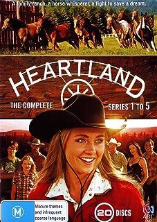 Heartland: Season 1-5 Box Set (DVD)