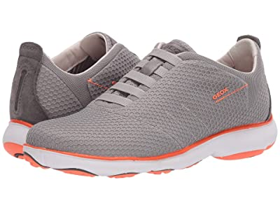 Geox Nebula 67 (Light Grey Mesh) Men