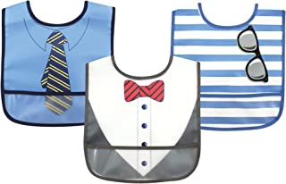Luvable Friends Baby 02348-Boy_Tie