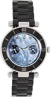 Gc DIVER CHIC Diamond Dial Black Ceramic Timepiece