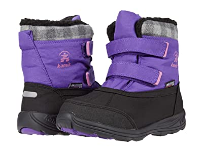 Kamik Kids Sparky (Little Kid/Big Kid) (Purple) Girl