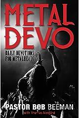 Metal Devo: Daily Devotions for Metalheads Kindle Edition