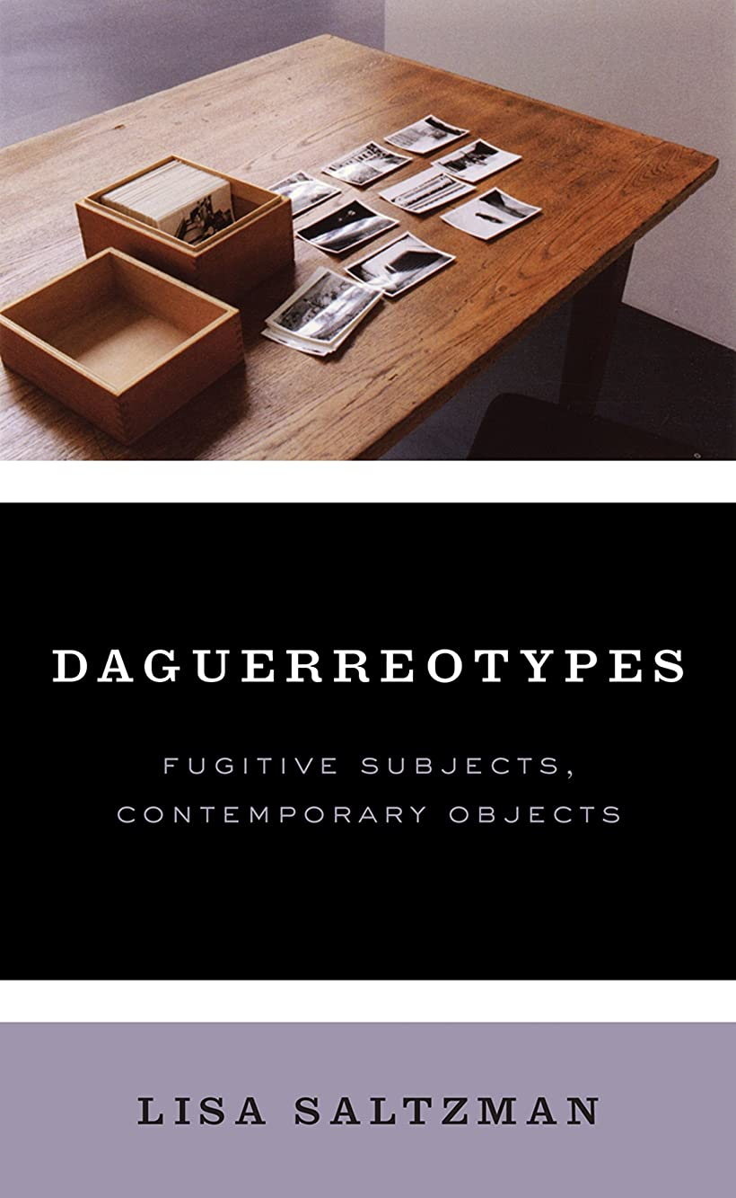 ファンタジーダイジェストパスポートDaguerreotypes: Fugitive Subjects, Contemporary Objects (English Edition)
