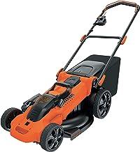 Black & Decker CLMA4820L2-QW Accugrasmaaier (met autosense 36 V, 48 cm maaibreedte, voor middelgrote en grote tuinen, inc...