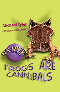 It's True! Frogs are Cannibals (2)