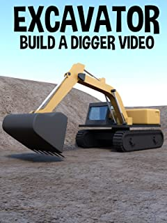 Excavator - Build a Digger Video