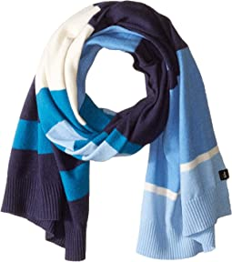 Active Stretch Color Block Scarf