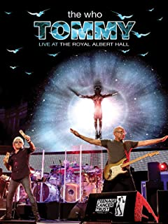 The Who - Tommy Live At The Royal Albert Hall