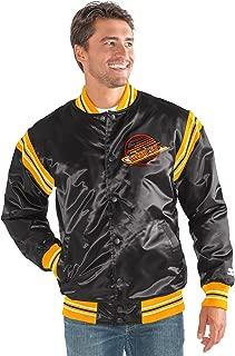 authentic satin baseball jacket