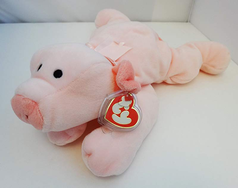 Ty Pillow Pals Oink