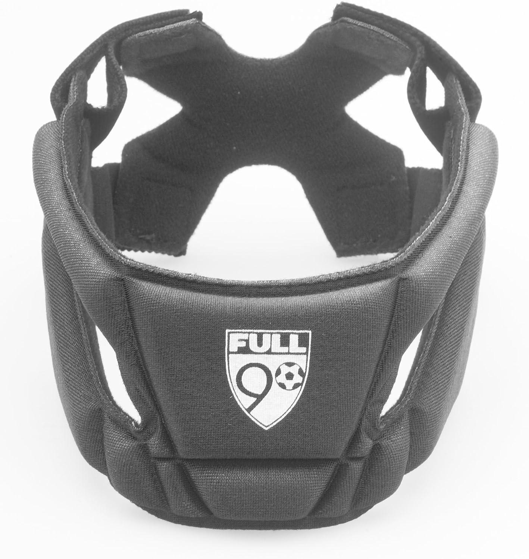 Full90 Performance Soccer Headgear Phoenix Mall Black Medium Indefinitely Select