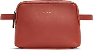 Matt & Nat Vegan Handbags, Paris Loom Belt Bag, Desert - 100% Animal & Cruelty Free, Full 1 Year Warranty, 100% Recycled Linings, Eco-Friendly
