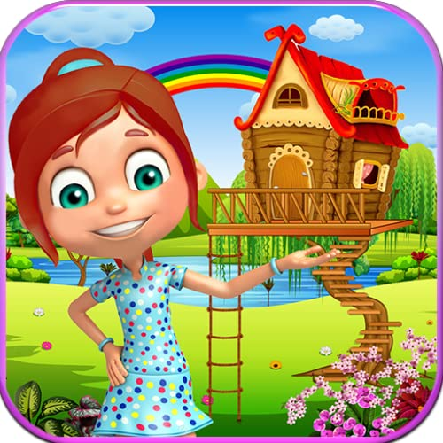 My Town Tree House Life:Build, Design & Decoration