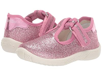 Naturino Ostuni AW19 (Toddler/Little Kid) (Pink Glitter) Girl