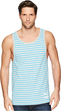 PUMA Summer Breton Stripe Tank Top