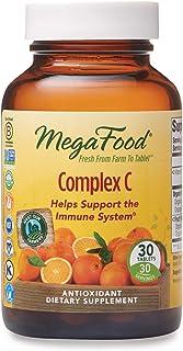 Sponsored Ad - MegaFood, Complex C, Supports a Healthy Immune System, Antioxidant Vitamin C Supplement, Gluten Free, Vegan...