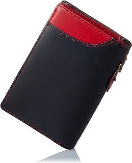 Healthknit (ヘルスニット) 財布 二つ折り L字型ファスナー 小銭入れ メンズ