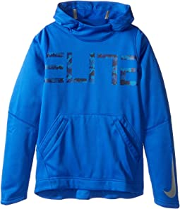 Elite Pullover Hoodie (Little Kids/Big Kids)