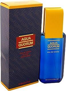 Antonio Puig Antonio Puig Aqua Quorum for Men 3.4 oz EDT Spray, 100 ml Pack of 1