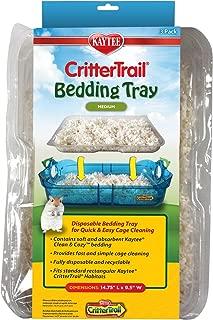 Kaytee CritterTrail Small Animal Habitat Bedding Trays