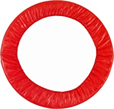 Upper Bounce UBPAD-36-R Trampoline Replacement Safety Pad, Fits for 36-Inch Frame, Red