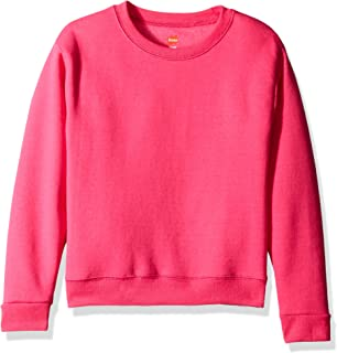 Big Girls' ComfortSoft Ecosmart Fleece Sweatshirt