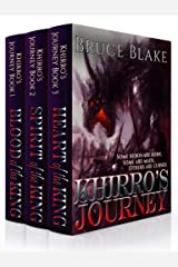 Khirro's Journey: The Complete Epic Fantasy Quest Trilogy Kindle Edition