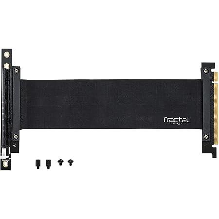 Fractal Design Flex Vrc 25 Pci E Riser Für Define R6 Computer Zubehör