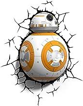 3DLightFX Star Wars BB-8 3D luz Decorativa