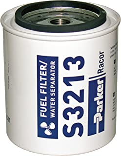 Parker Racor Replacement Fuel Filter Element (Fits/Model: S3213 Application: Outboard Fuel: Gasoline)