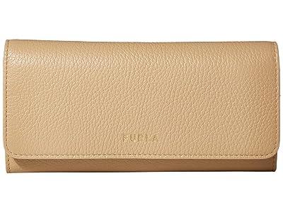 Furla Next XL Bifold (Sand) Handbags