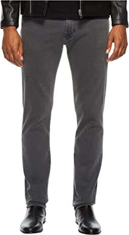 Tellis Modern Slim Leg Denim in Carbon Copy
