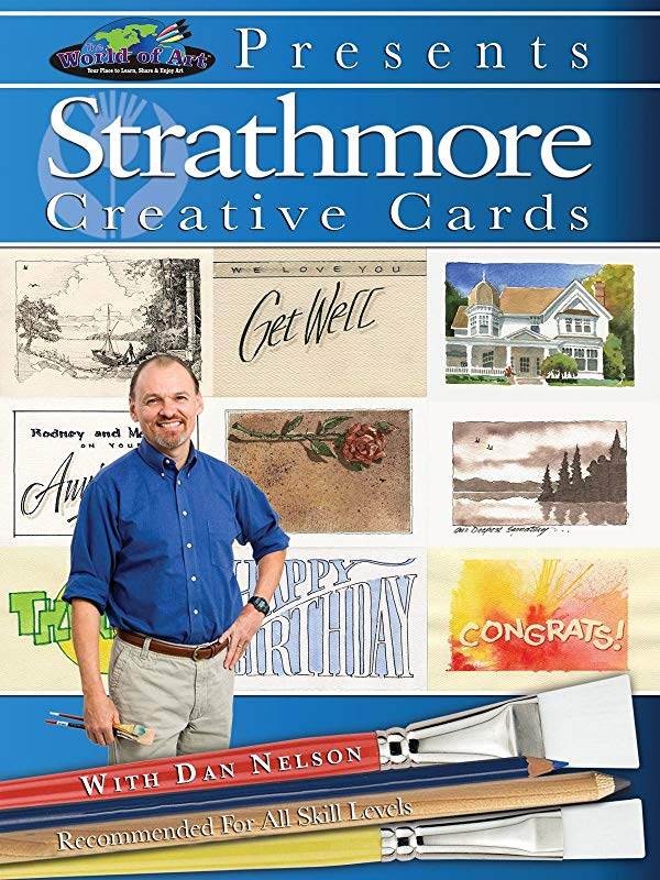 Strathmore Creative Cards