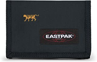 Eastpak Crew Single Portafoglio, 13 Cm, Nero (Mini Tiger)