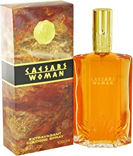 Caesars by Caesar's World for Women 3.4 oz Cologne Spray New in Box