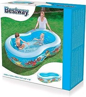 حوض سباحة للاطفال قابل للنفخ بطبعة نيمو من بيست واي 54118